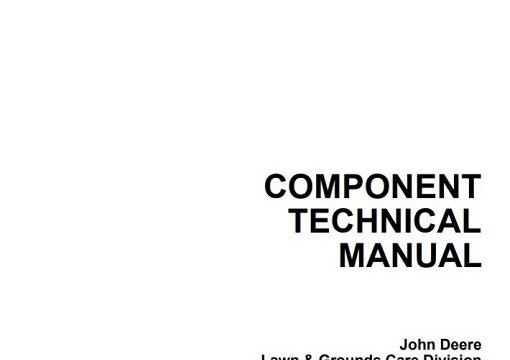 John Deere 220 Series Diesel Engines